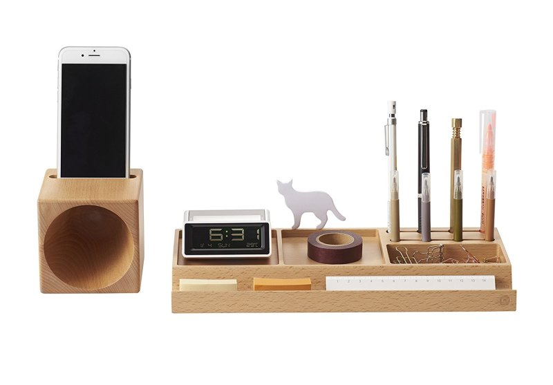 Up your cubical or home office game with these office organization items