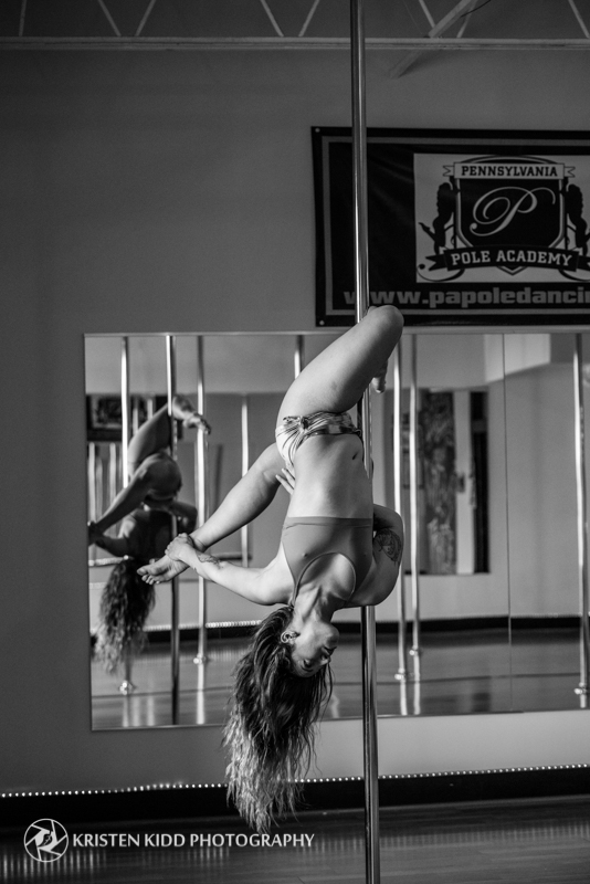 How one woman tackled her body dysmorphia with pole dancing