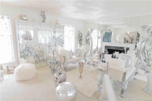 This seriously eccentric house for sale is straight out of our becoming-a-wild-weird-aunt dreams