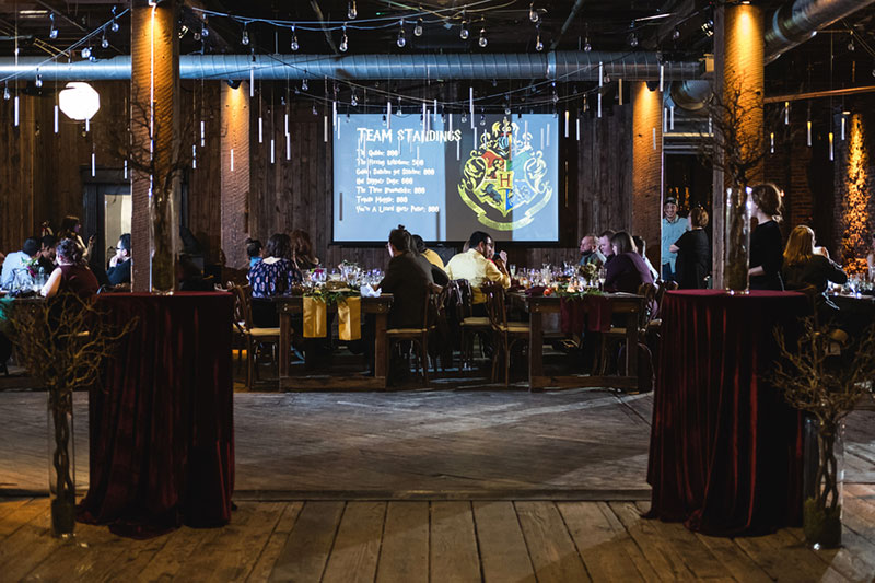 Accio magical Harry Potter themed party (to benefit a couple adopting a child!)