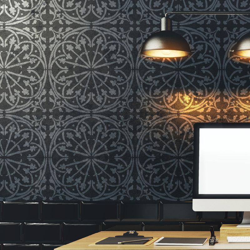 cool wall stencils