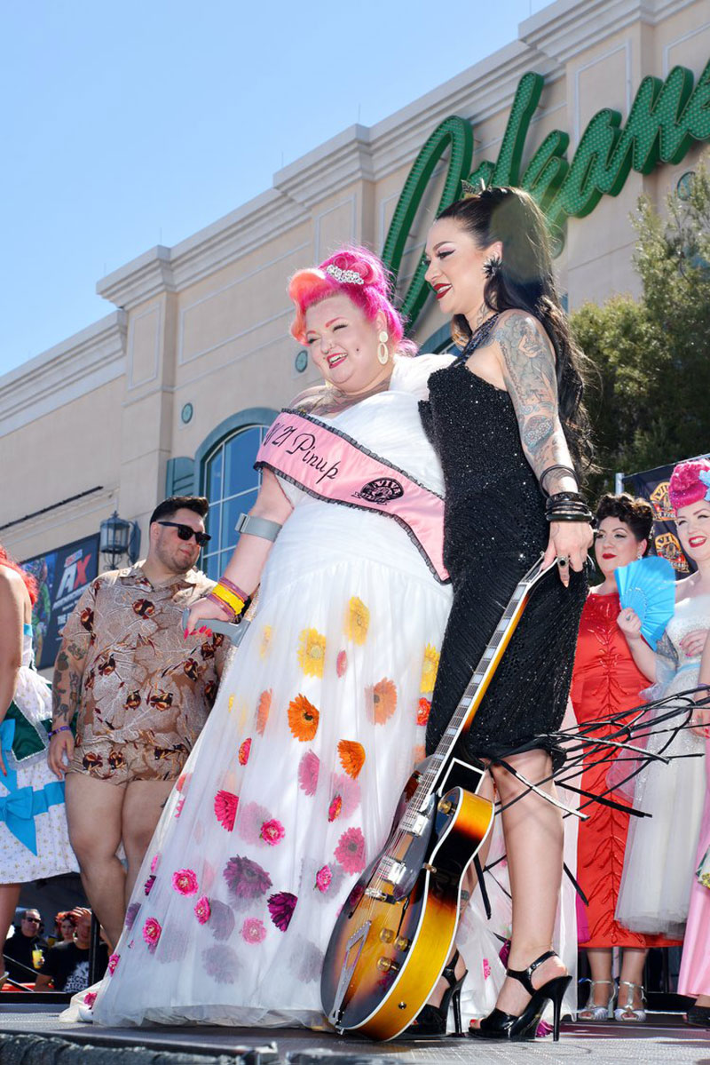 """Why it matters so much when a """"limpy fat girl"""" wins the world's biggest pinup pageant"""