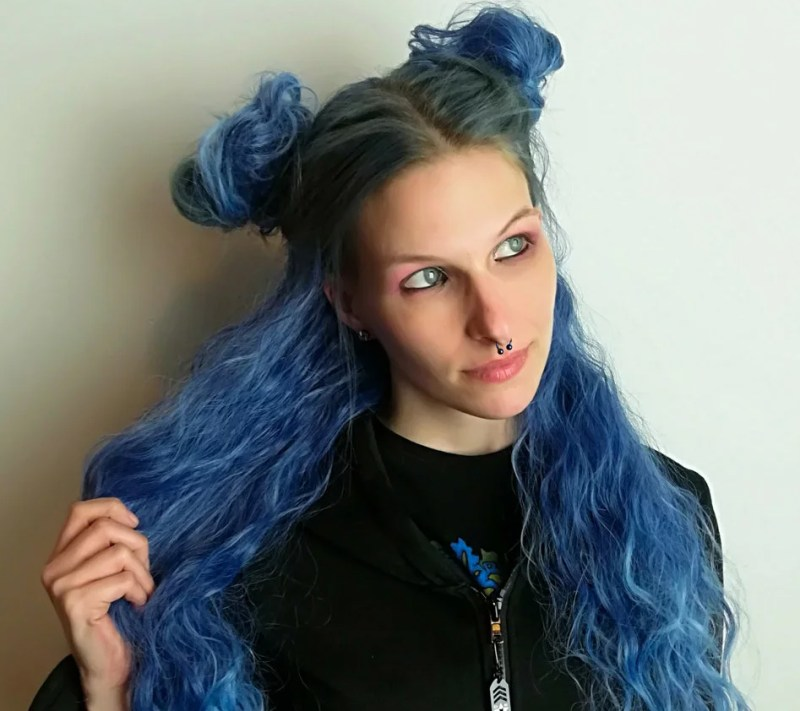 I'm a tattooed, blue-haired mom dealing with mental health stigma: do I need to tone down my look?