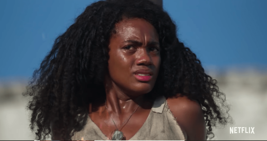 We're letting ourselves get excited for Netflix's time-traveling Afro-Colombian witch show, Siempre Bruja