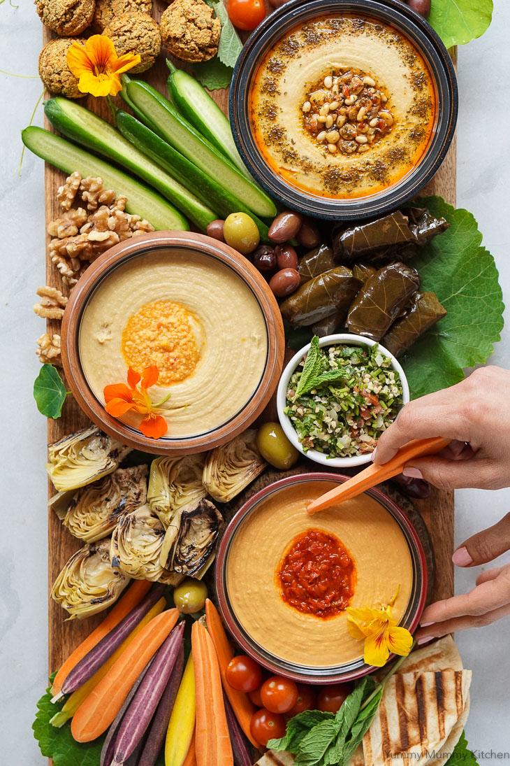 Reader favorite raw vegan Thanksgiving menu items