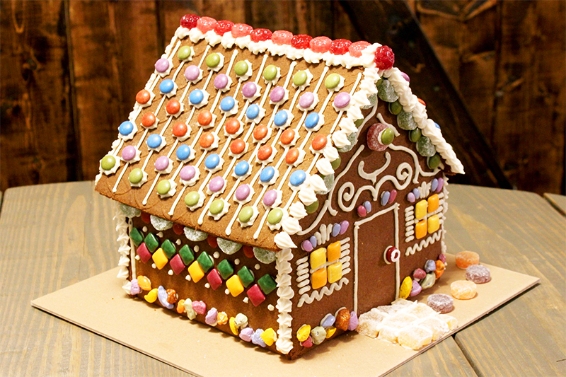 gingerbread house fails