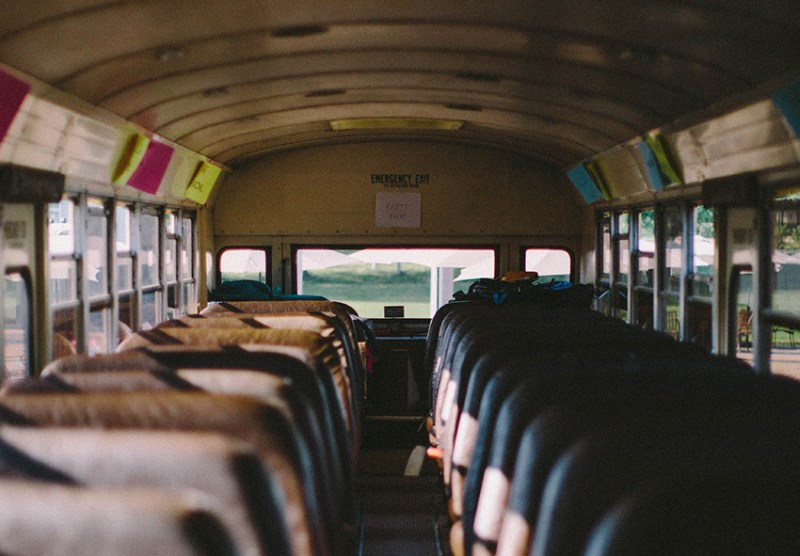 My child sexually was harassed on the school bus & the reality set in