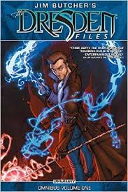 Spoiler Free Book Review: Dresden Files Graphic Novel Omnibus One