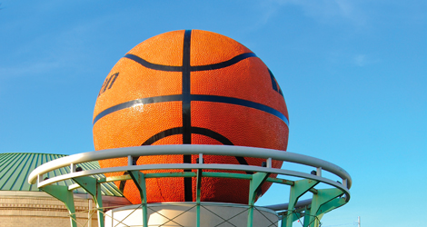 Tennessee is home to the World's Largest Basketball and ...