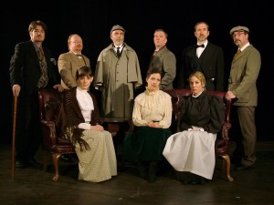 The Hound of the Baskervilles Cast
