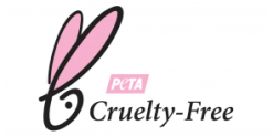PETA's logo 'Beauty Without Bunnies'