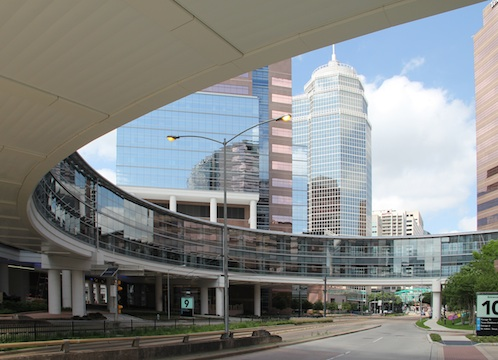 The Buildings of the Texas Medical Center Through the ...