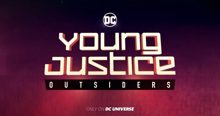 Fancast: Young Justice