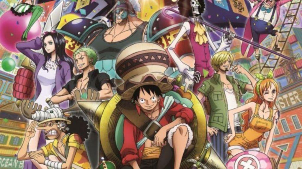 One Piece, Stampede, Teaser