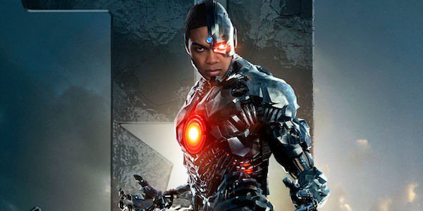 Snyder Cut image gives a new look at Justice League's Cyborg