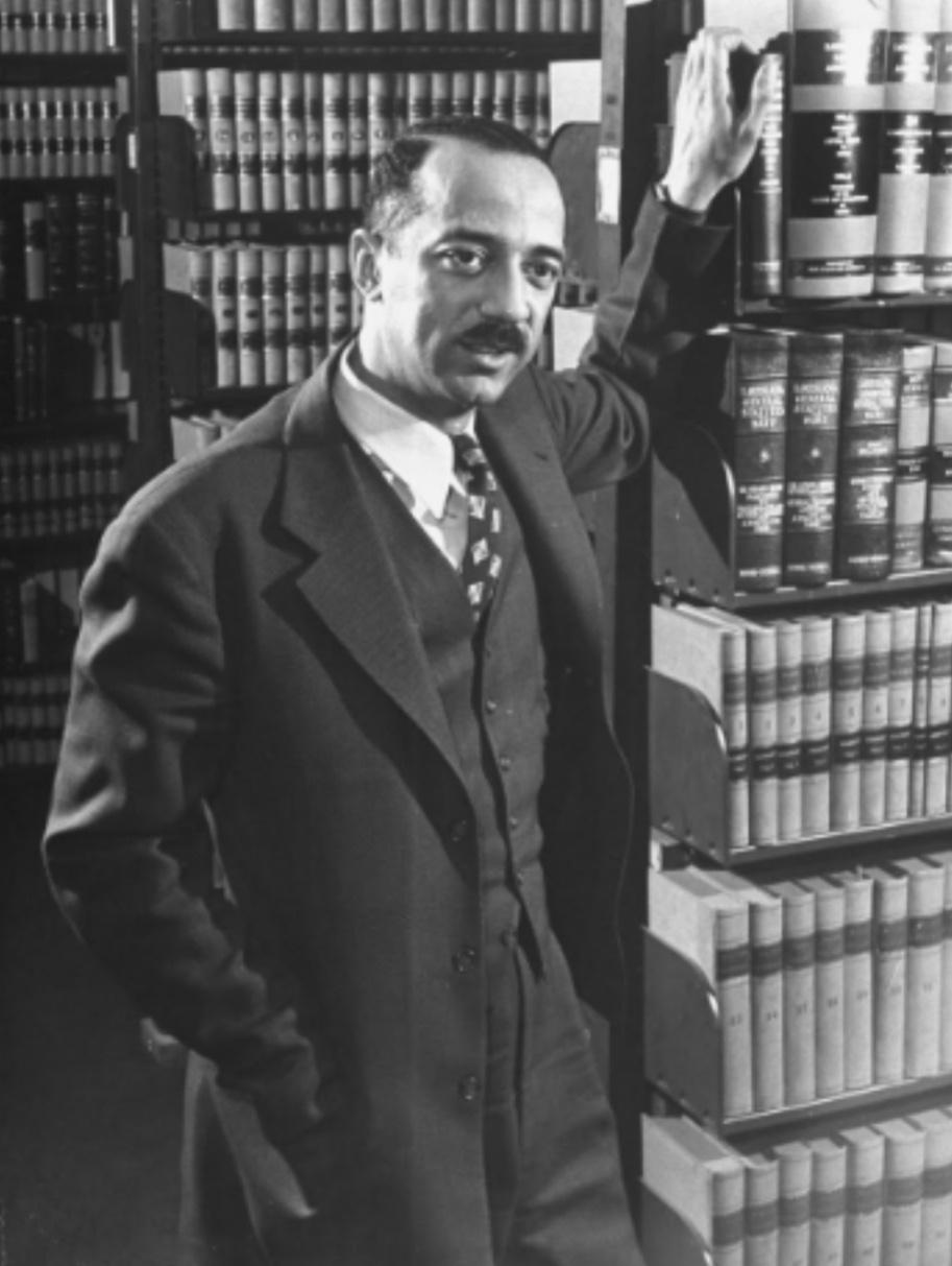 All That's Black: William H. Hastie