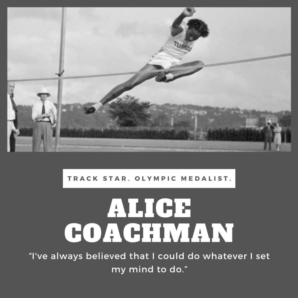 All That's Black: Alice Coachman