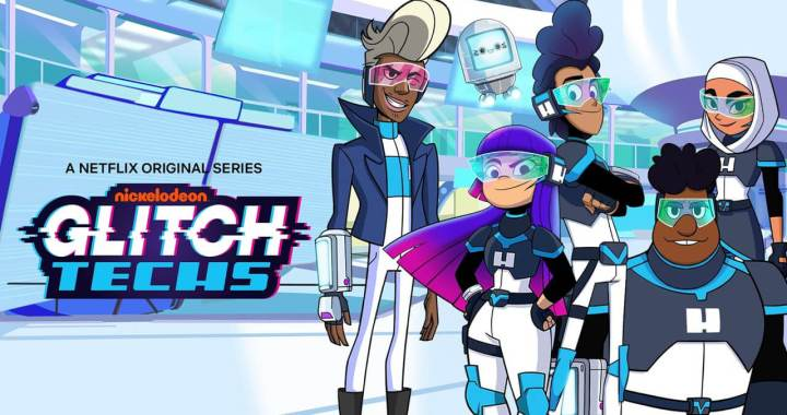 'Glitch Techs' Brings Nostalgic Video Game Adventures and Real-Life Diversity to Children's Animation