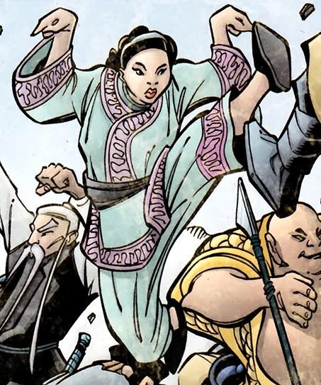 Phenomenal Woman: Ng Mui and Yim Wing-chun