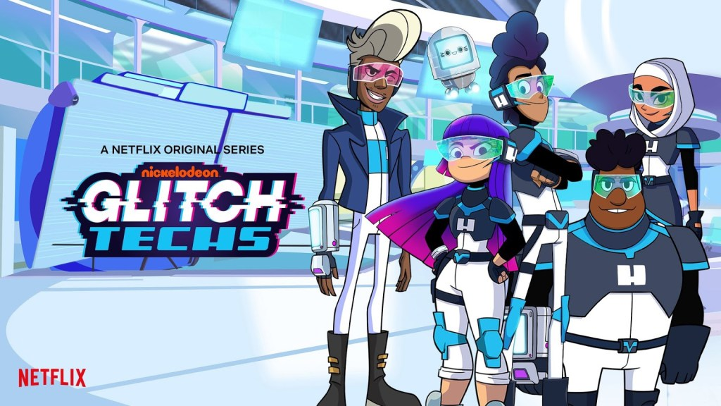 Glitch Techs: The Power Of Friendship And Collaboration On And Off Screen
