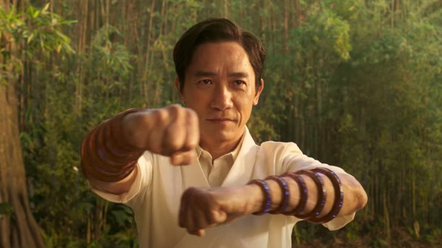 Wenwu (Tony Leung)  in Shang-Chi