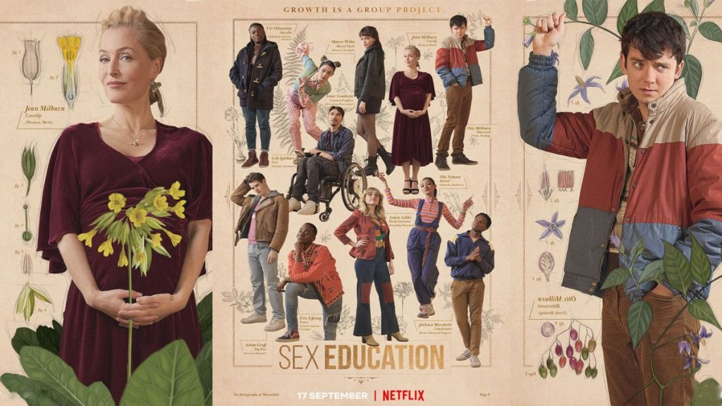 Sex Education Season Three: The Most Tumultuous One Yet