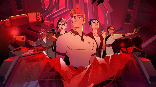 Q-Force on Netflix