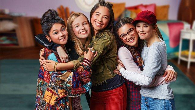 The Babysitters Club: Image courtesy of Netflix