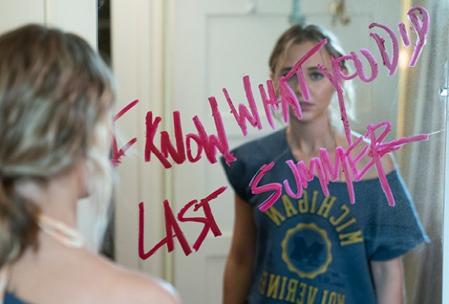 I Know What You Did Last Summer Image provided by Amazon Studios