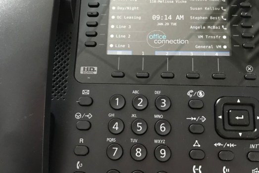 What's New – NT680 IP Phone