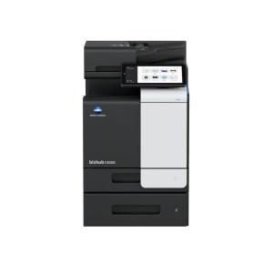 Konica Minolta bizhub C4050i extra paper