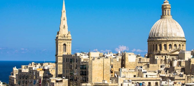 Five Reasons to Visit Malta