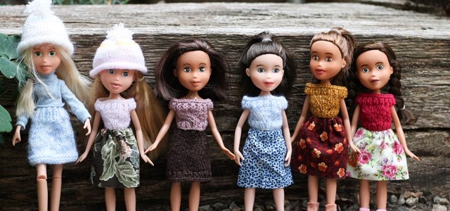 Upcycled Dolls – Part II