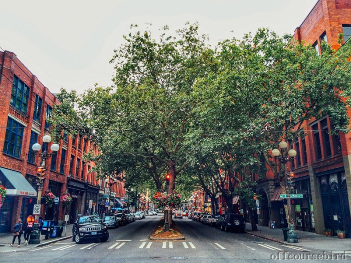 Pioneer Square Seattle