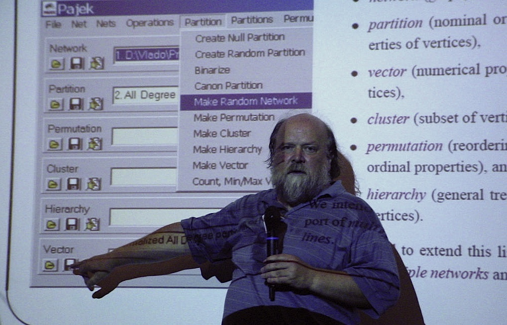 The Language of Networks – Symposium