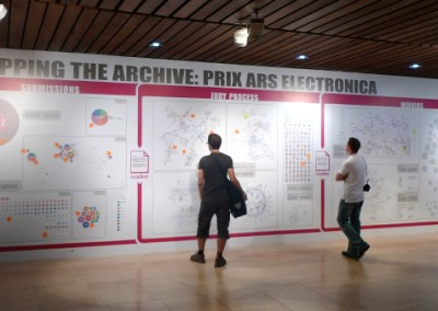 Mapping the Archive