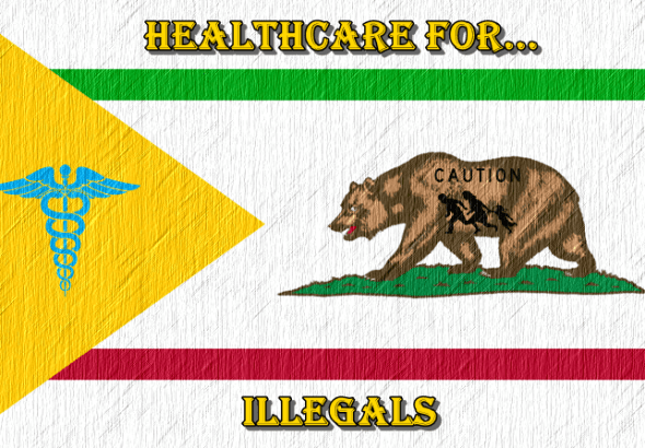 Healthcare for illegals