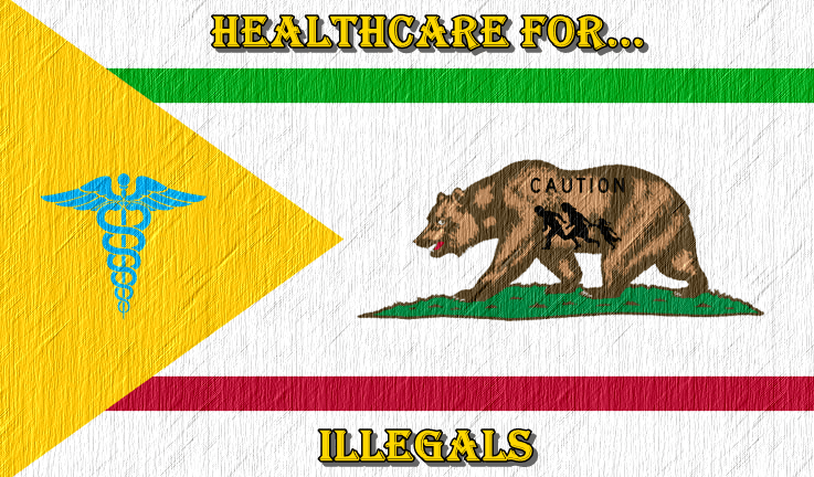 Healthcare for… Illegals