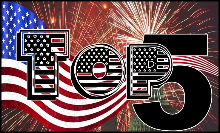 Top 5 4th of july movies