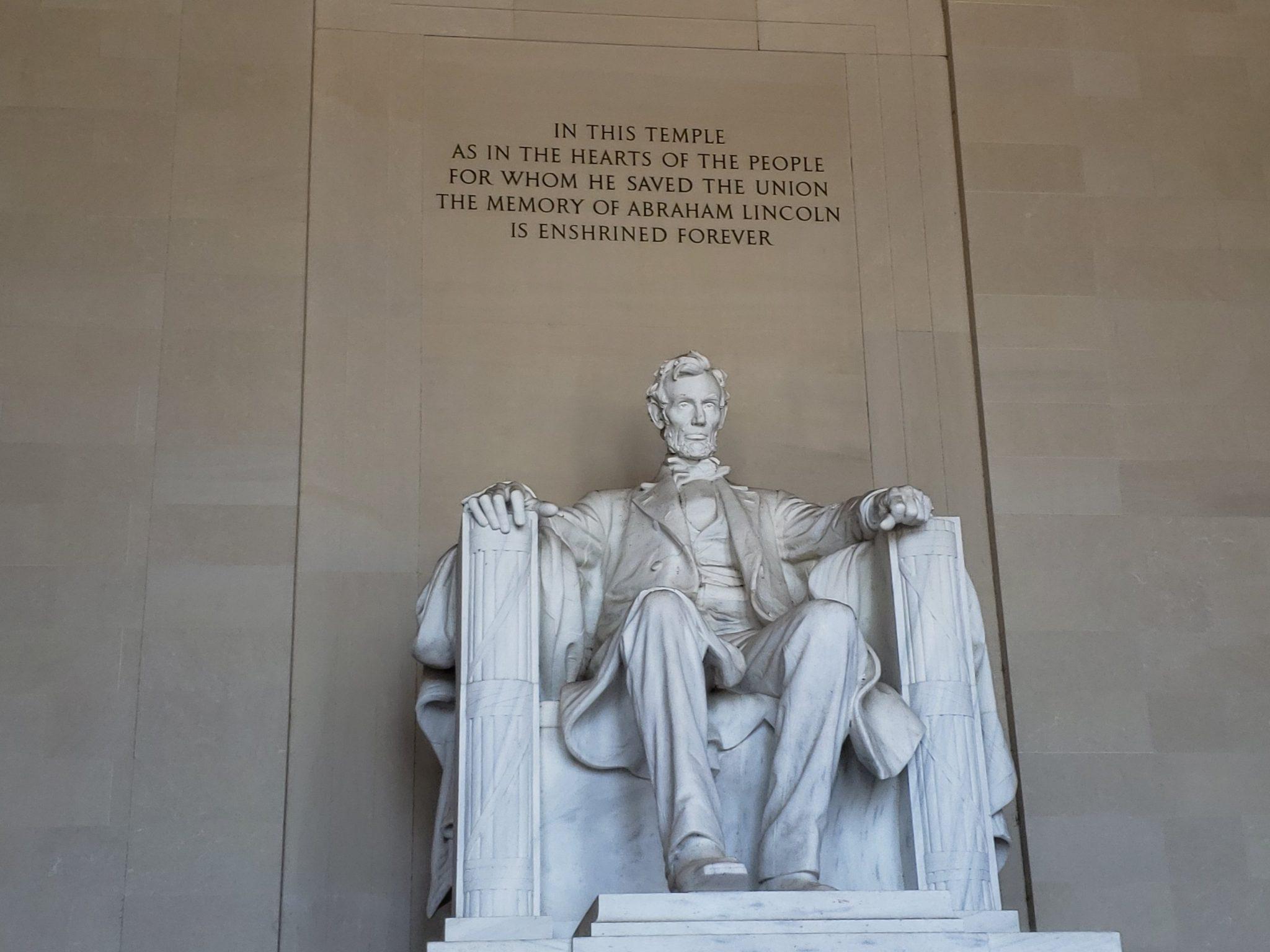 Lincoln Memorial 5