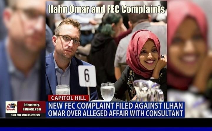 Ilahn Omar and FEC Complaints