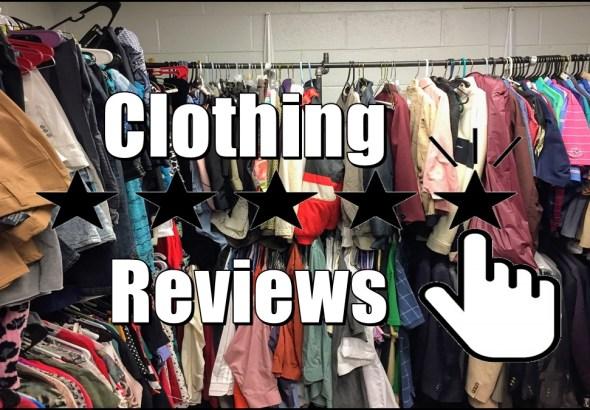 Clothing Reviews
