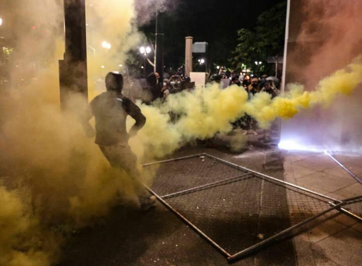 Portland Unrest