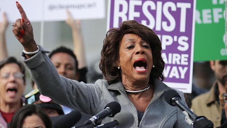 California Democrat, Maxine Waters, Calls For More Violence