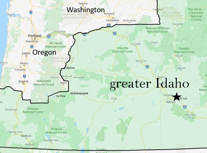 Oregon Counties Voted to Join Idaho 2