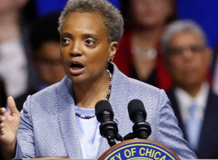 Chicago Mayor Refuses Interviews from White Reporters 2