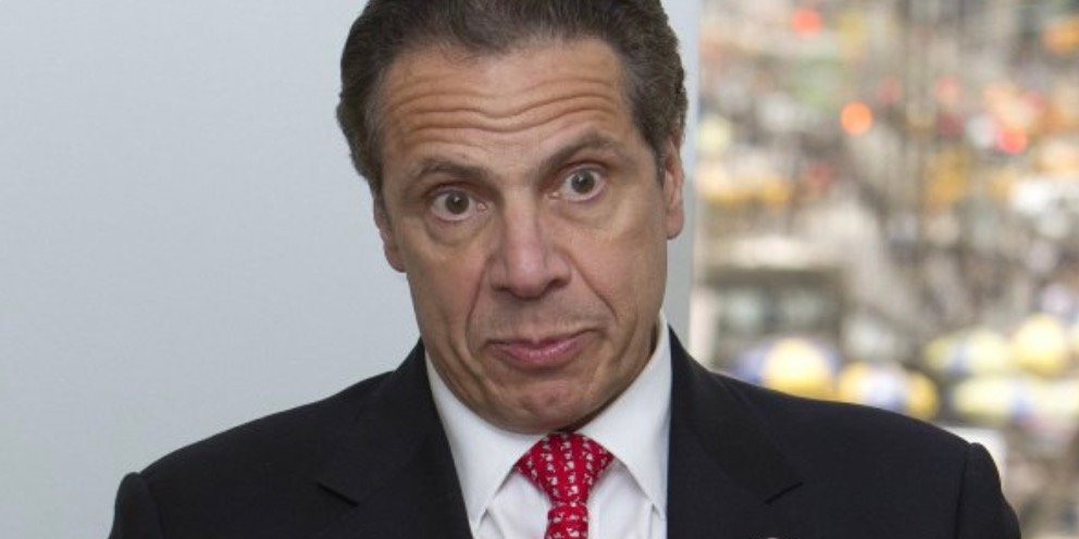 Disgraced New York Governor Resigns 1