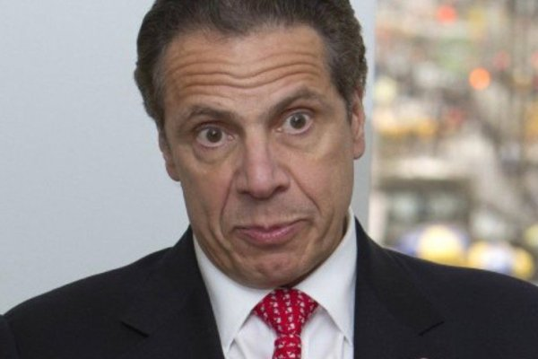 Disgraced New York Governor Resigns