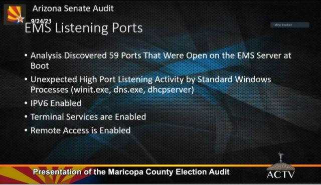 Arizona Election Audit Shows Widespread Voter Fraud 8