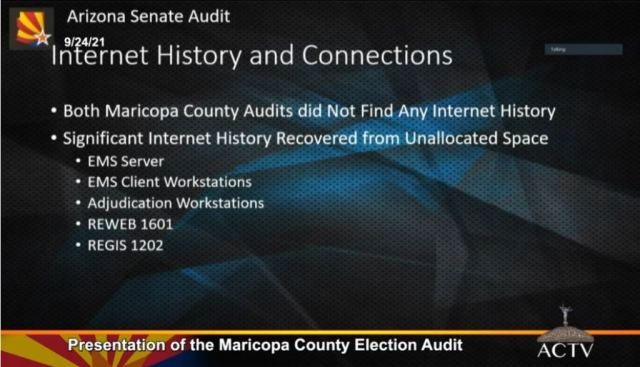 Arizona Election Audit Shows Widespread Voter Fraud 10